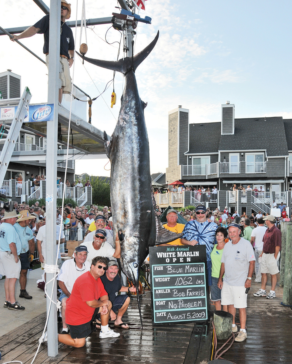 Strange and True Tales From the White Marlin Open