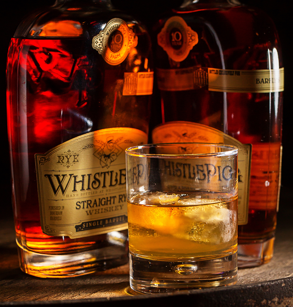 Rye whiskey makes a comeback in Maryland