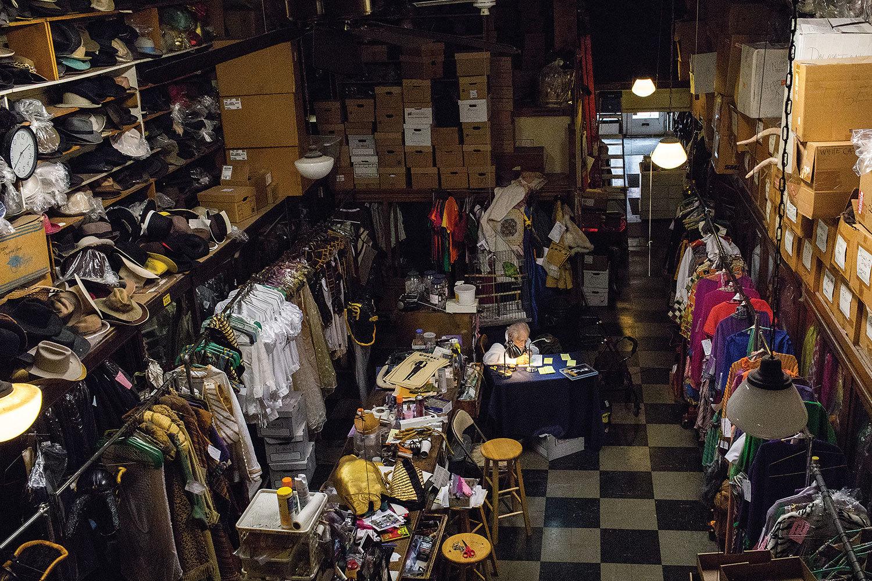 ab783e37aa4 America's Oldest Costume Shop, A.T. Jones, Turns 150