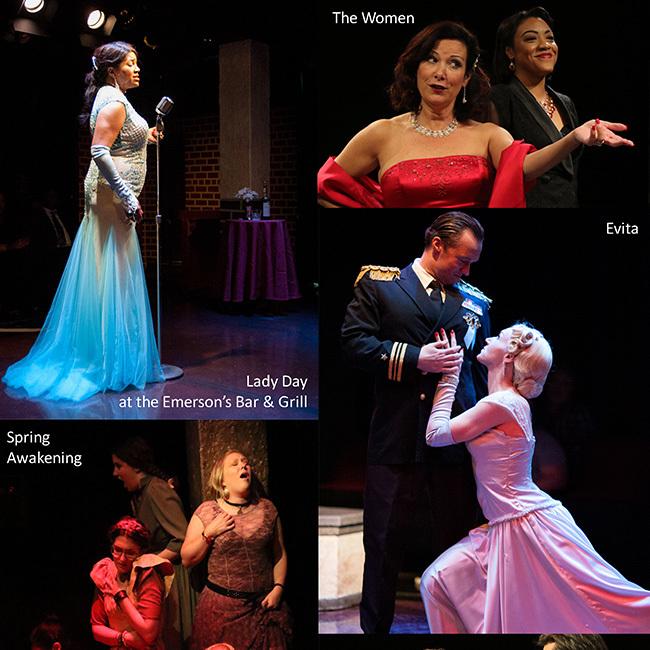 Audrey Herman Spotlighters Theatre