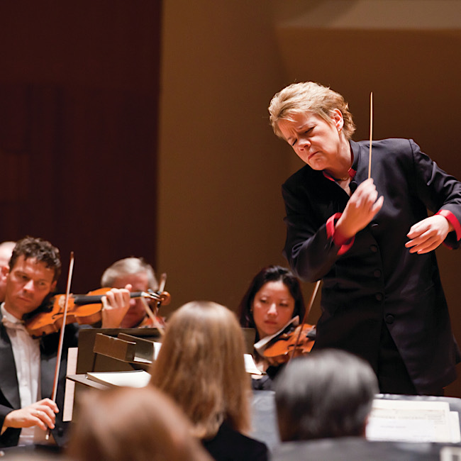 The Baltimore Symphony Orchestra