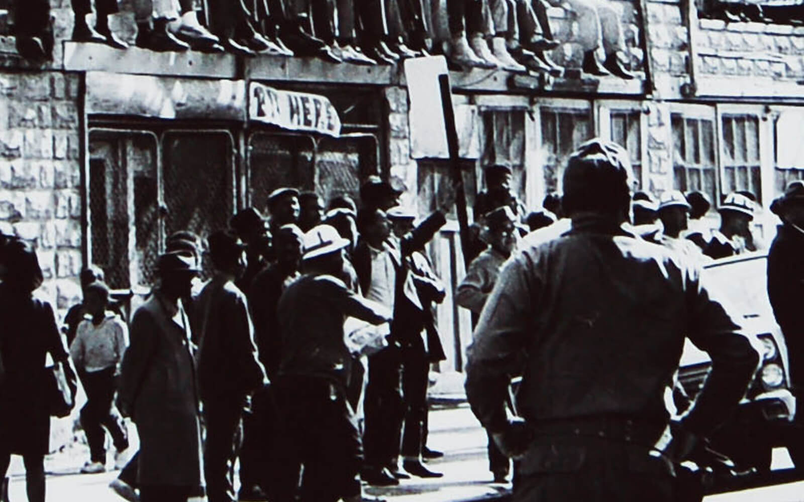 the causes of the baltimore riot of 1968 in america The baltimore riots, inequality and federal inaction  has been describing the causes for the development of the underclass in america for the past 30 years  baltimore riot baltimore .