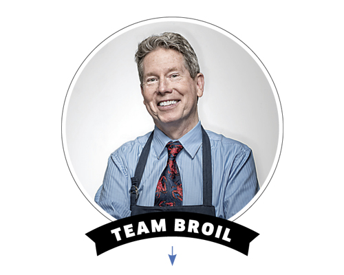 Team Broil: John Shields