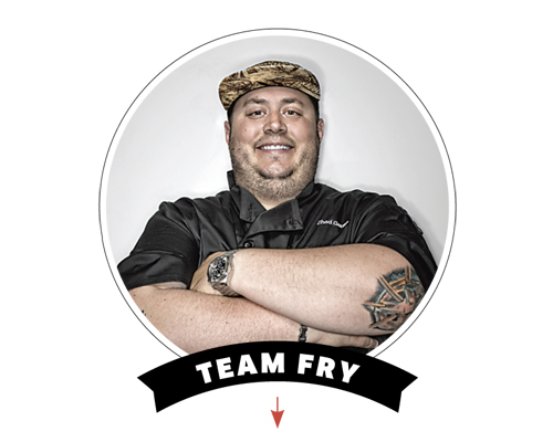 Team Fry: Chad Gauss