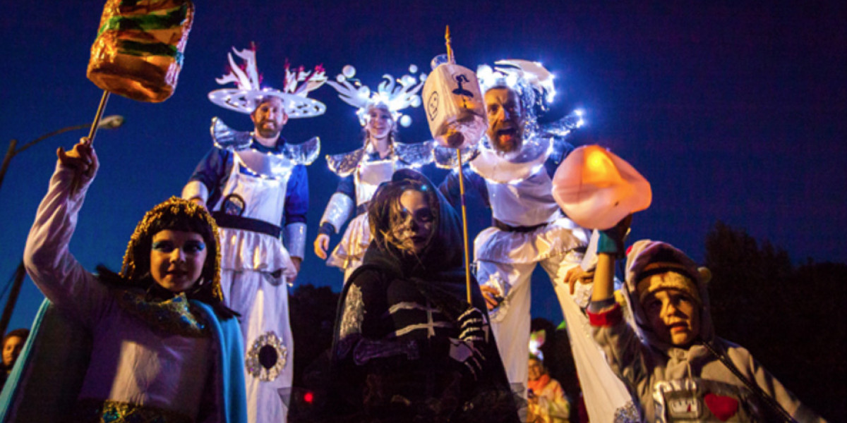 Monster List of Baltimore Area's Best Halloween Events