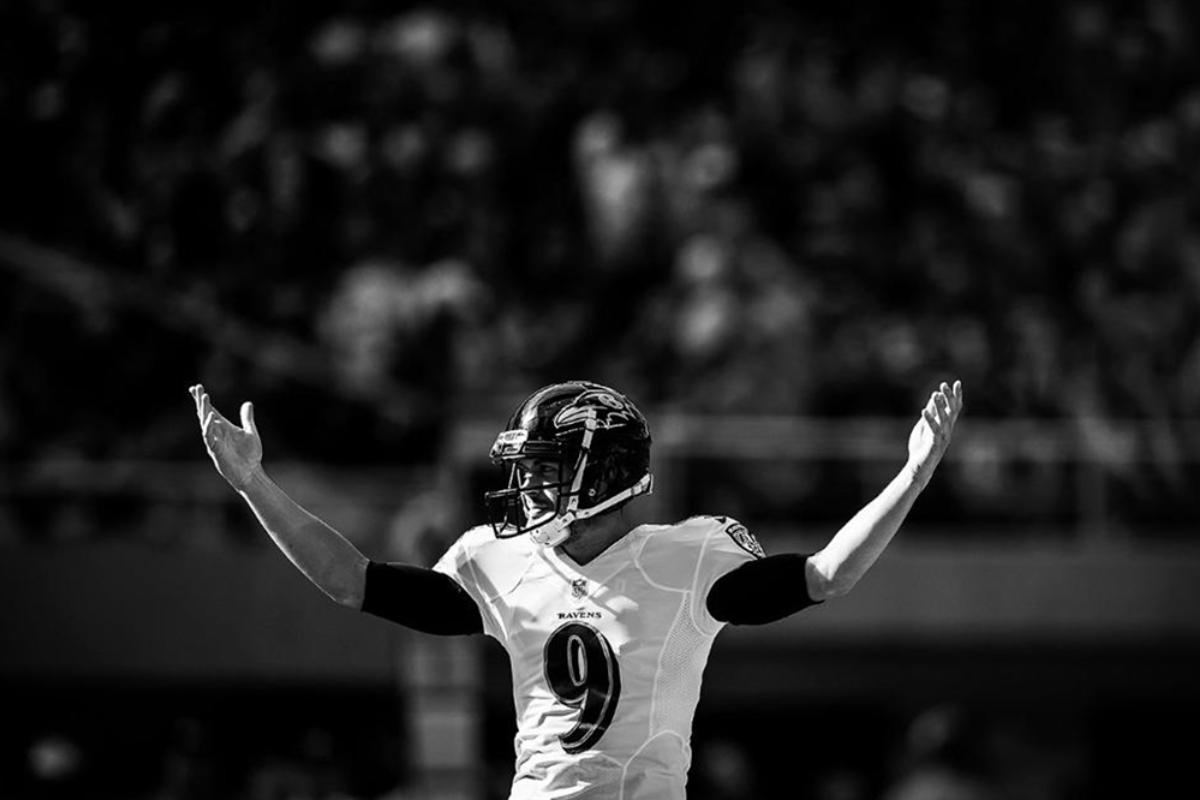 Baltimore Ravens / Shawn Hubbard