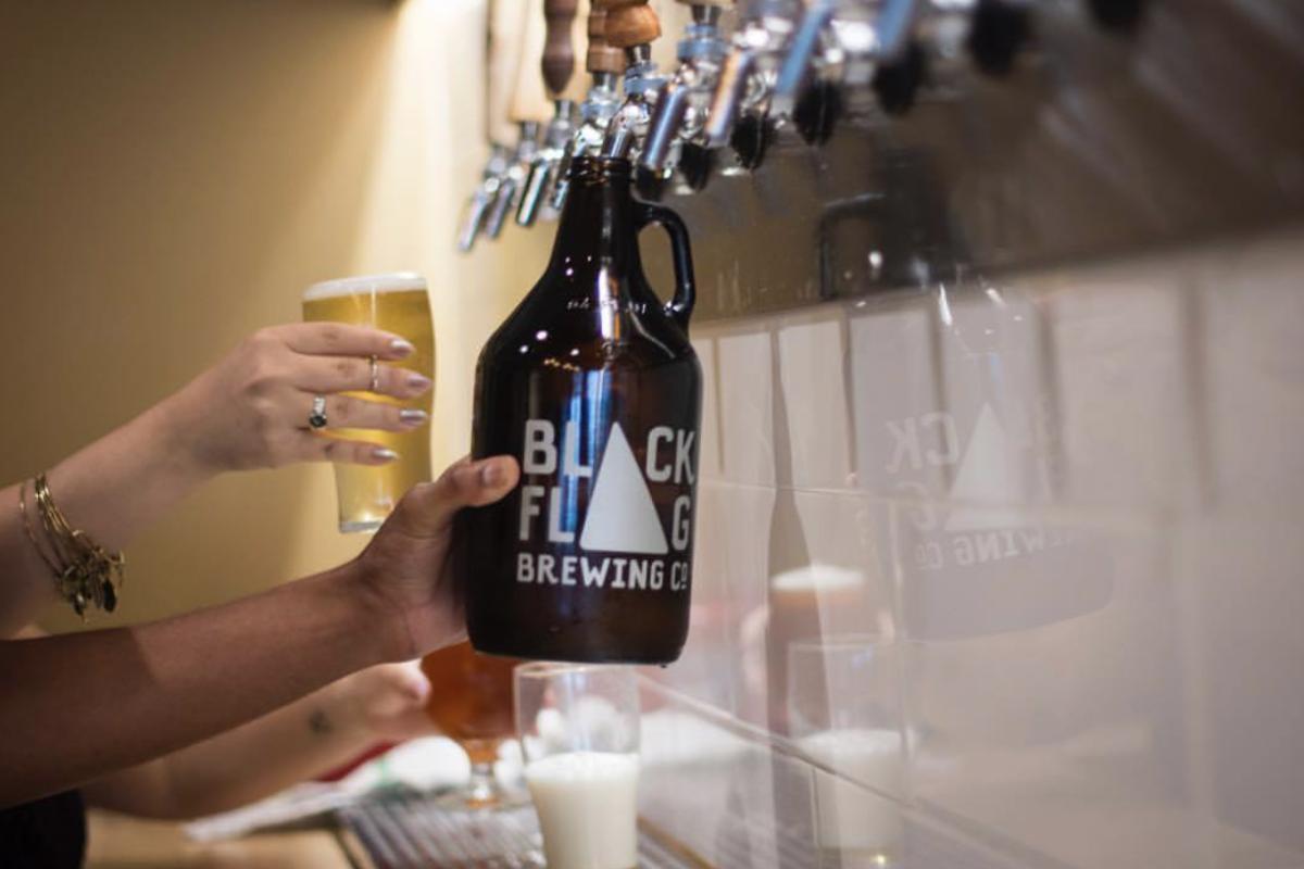 Black Flag Brewing Company