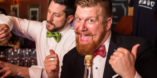 Eric Fooy, left, and Brendan Dorr to open new gin bar in Old Goucher.Brian O'Doherty