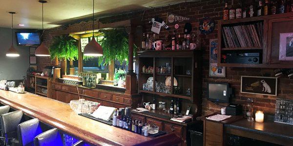 The bar at Regal Beagle.Jess Mayhugh