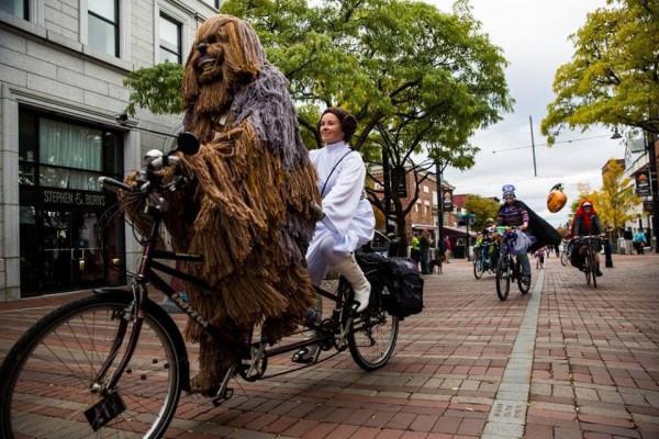 Baltimore Bike Party.trampervoyage.com