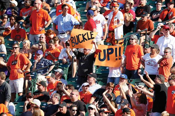 Photography courtesy of The Baltimore Orioles (Todd Olszewski)