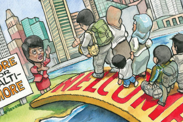 Kevin Kallaugher/The Economist