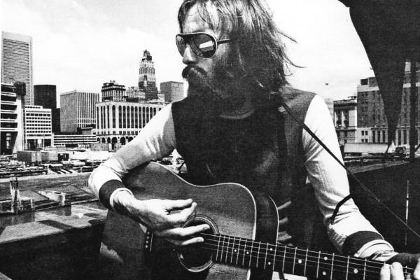 Steve Boone, circa 1975Rick Lippenholz