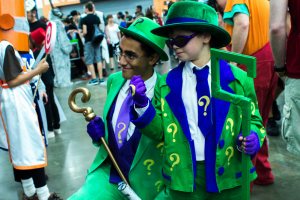 Comic-Con descends upon Charm City this weekend.Courtesy of fuseboxradio via Flickr