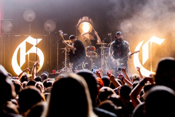 Pop-punk rockers Good Charlotte, led by Waldorf native brothers Benji and Joel Madden, will headline the DeKuyper stage.Courtesy of Good Charlotte