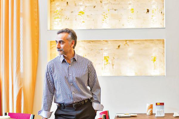 Co-owner Reza Holland.Scott Suchman