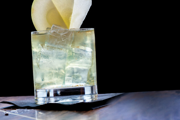 The milk punch at R. Bar.Photography by Justin Tsucalas