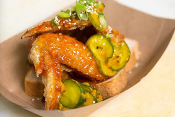 Dooby's will team up with Lexington Market vendor Dudley's Fries to make Korean fried chicken.Courtesy of Dooby's