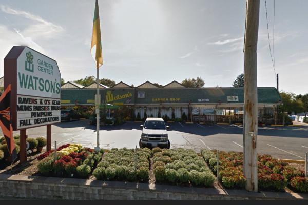 Watson's Garden Center circa September 2013Google Street View