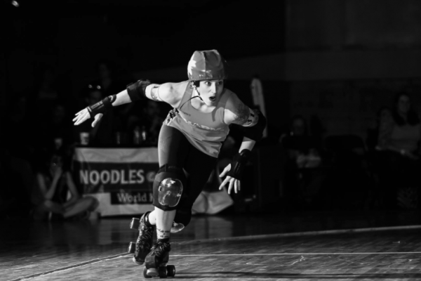 Charm City Roller Girls.Down N Out Photography.