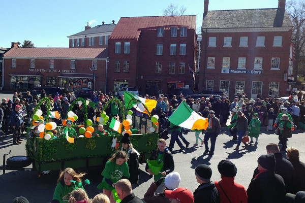 Annapolis St. Patrick's Day Parade