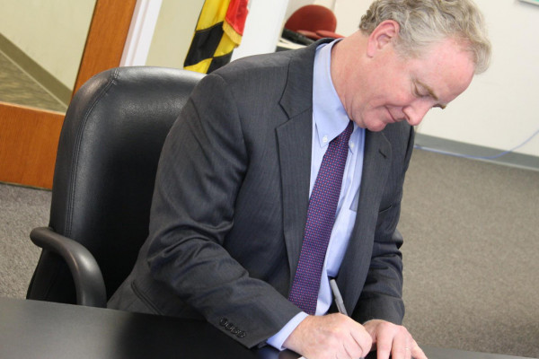 Chris Van Hollen Facebook