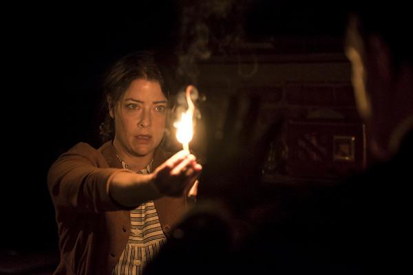 Actress Megan Anderson in Wait Until Dark.ClintonBPhotography