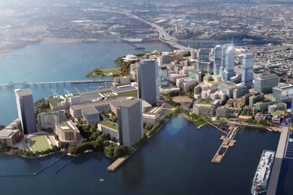 Port Covington Development
