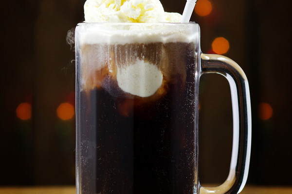 Root-beer floatShutterstock