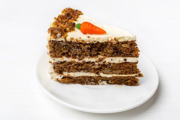 Carrot CakeShutterstock