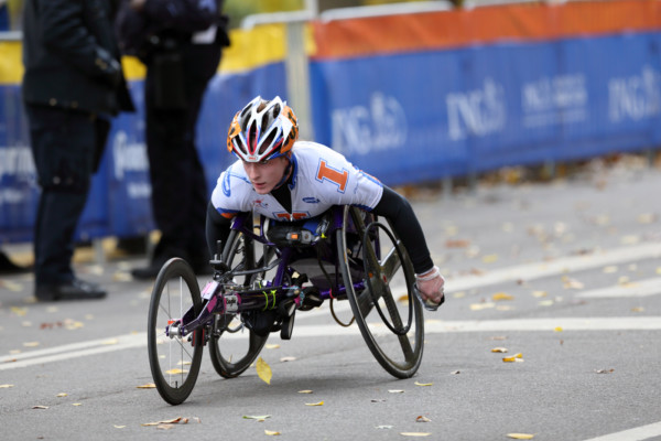 McFadden competing in November 2013.ccho/Flickr Creative Commons