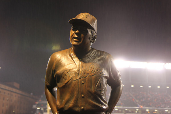 Earl Weaver StatuePhoto by kowarski/Flickr Creative Commons