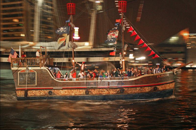 Urban Pirates Booze Cruise - Pirate ship booze cruise